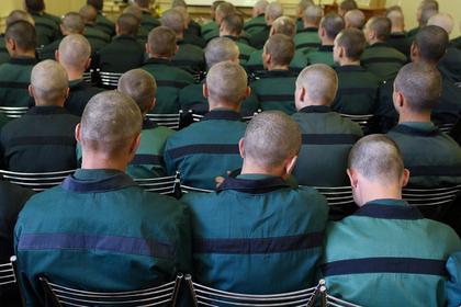 Российские тюремщики избили заключенных за вскрытые вены