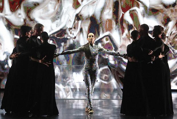 Российская премьера балетного шоу «Сны спящей красавицы» в Санкт-Петербурге