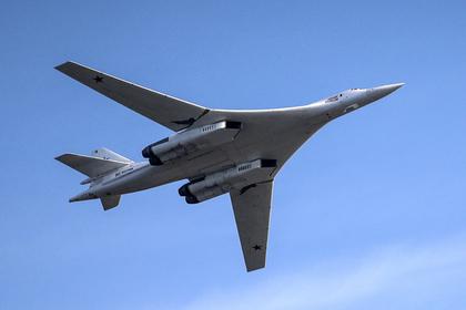 Российские бомбардировщики пролетели над Европой
