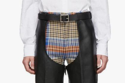 Мужчинам предложили носить оголяющие пах штаны за четыре тысячи долларов