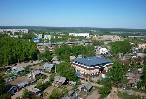 Город Сыктывкар