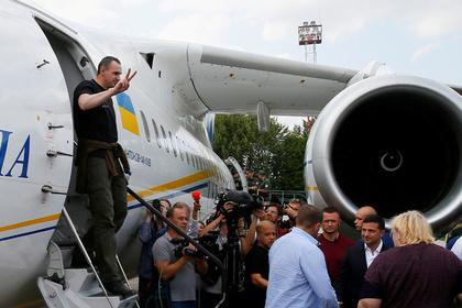 Россия запретила въезд всем освобожденным по обмену с Украиной заключенным