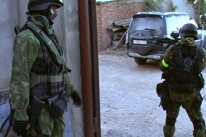 В Кабардино-Балкарии началась контртеррористическая операция