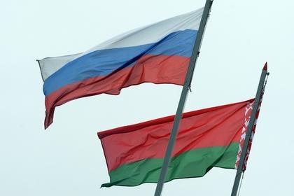 Названы возможные сроки утверждения плана интеграции России и Белоруссии