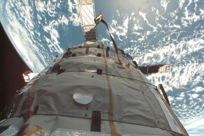 Украинская «Целина» стала угрозой космическому кораблю США
