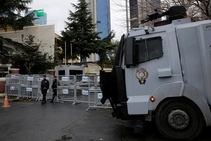 Саудовская Аравия продала сооружение консульства вСтамбуле, где был убит Хашкаджи