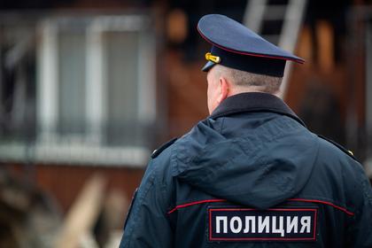 Россиянин бросил гранату в московского полицейского