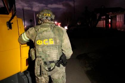 На месте ликвидации террористов в Кабардино-Балкарии нашли самодельные бомбы