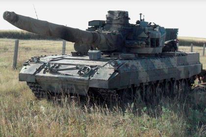 В США нашли у России танк мощнее «Арматы»