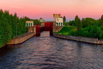Беломорканал предложили включить в состав Северного морского пути