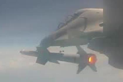 Су-30МКИ выстрелил «Астрой»
