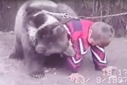 Защитники животных взялись за Нурмагомедова из-за его борьбы с медведем