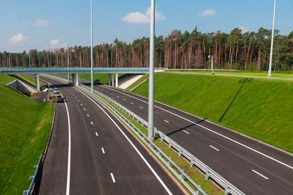 Власти Подмосковья рассказали о благоустройстве вылетных магистралей