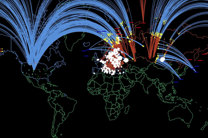 Ядерную войну России и США показали в ролике