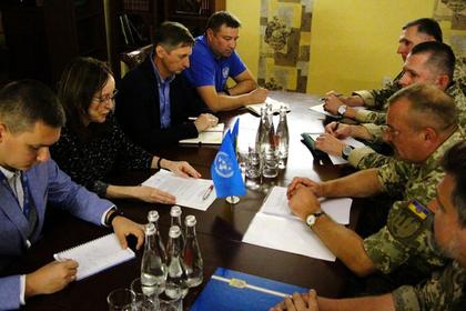 Украина приготовилась к отводу войск в Донбассе