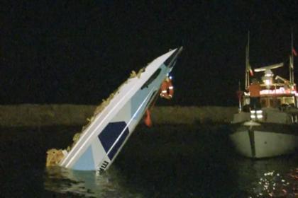 Итальянский гонщик попытался установить скоростной рекорд на лодке и погиб