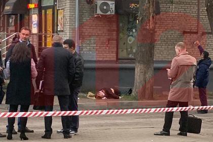 Умер пострадавший в перестрелке у московского метро полицейский