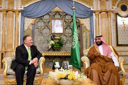 Помпео объяснил провал Patriot при атаке против Саудовской Аравии