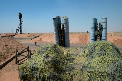Россия разрешила Сирии использовать С-300 против Израиля