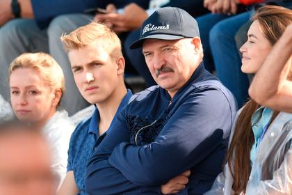 Лукашенко открестился от планов передать власть по наследству