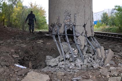 В ЛНР произошел теракт
