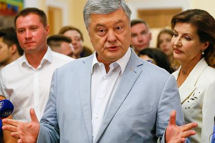 Порошенко назвал условие для проведения выборов в Донбассе