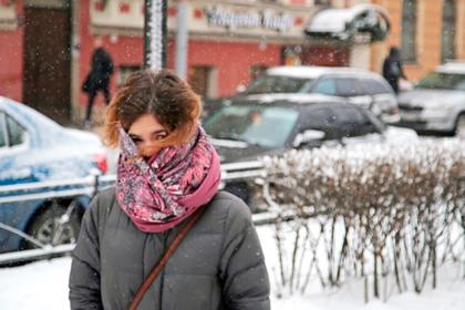 Синоптики предсказали первый снег в европейской части России