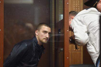 Севший за вывихнутое плечо омоновца актер Устинов заявил о своей невиновности