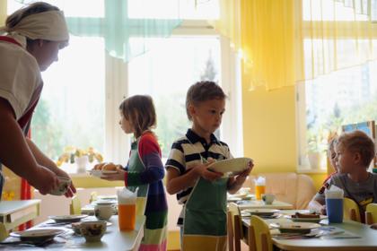 В российском детском саду объяснились за ужин из соли