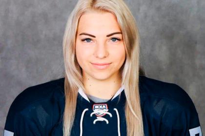 Хоккеистка поучаствовала в массовой драке и сравнила себя с Нурмагомедовым