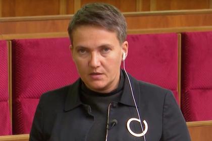 Савченко стала ведущей политического телешоу