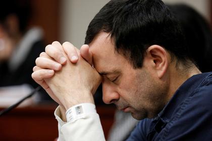 Ларри Нассар Фото: Brendan McDermid / Reuters