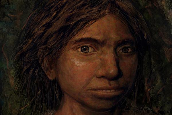 Впервые реконструирован облик загадочного древнего человека