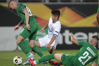 ЦСКА вслед за «Краснодаром» пропустил пять мячей и был разгромлен в Лиге Европы