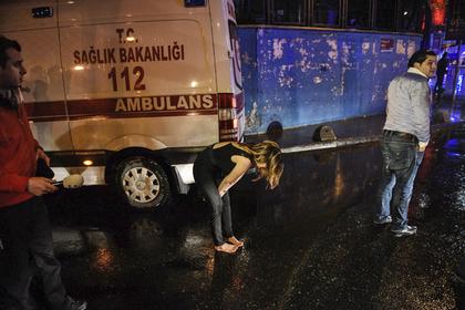 В Турции российских детей облили горящим маслом