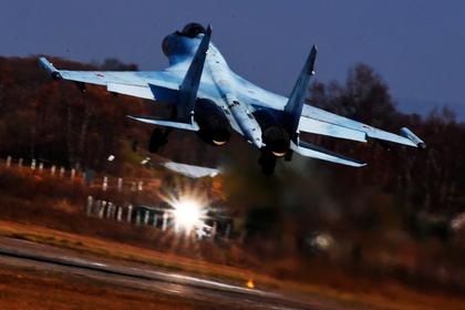 Российские истребители помешали Израилю атаковать Сирию