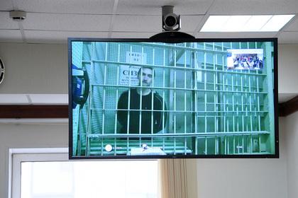 Кремль отказался комментировать выход Устинова из СИЗО