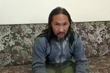 Шедший к Путину шаман рассказал о задержании