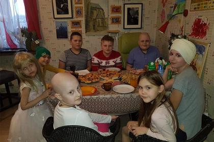 Россияне захотели выселить больных раком детей
