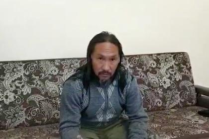 На шедшего к Путину якутского шамана завели дело об экстремизме
