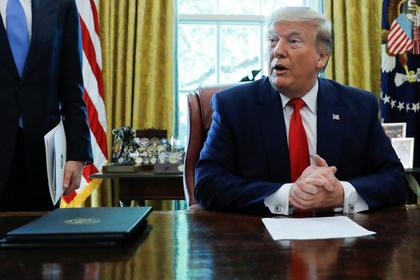 США ударят санкциями по нацбанку Ирана