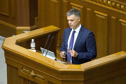 Киев понадеялся заключить соглашение по газу и Донбассу