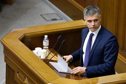 На Украине рассказали об идеологическом сломе санкций