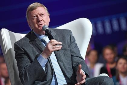 Чубайс оценил влияние московских протестов на утечку кадров