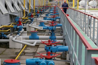 «Нафтогаз» рассчитал для России новый тариф на транзит газа
