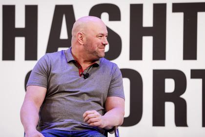 Глава UFC прокомментировал «низкие» зарплаты бойцов