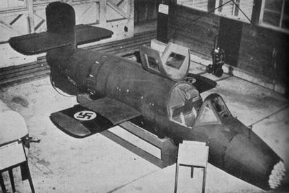 В США назвали худший самолет Второй мировой войны