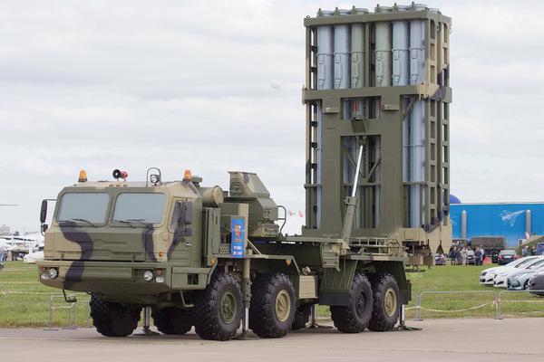 Саудовская Аравия защитится клоном С-350 «Витязь»