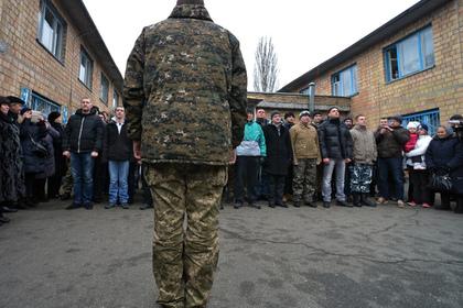Пятилетнему украинцу прислали повестку из военкомата