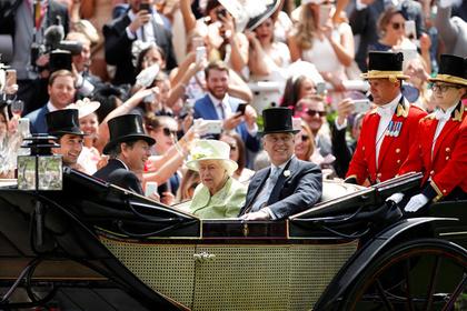 Британскую разведку взволновал компромат на принца Эндрю в России